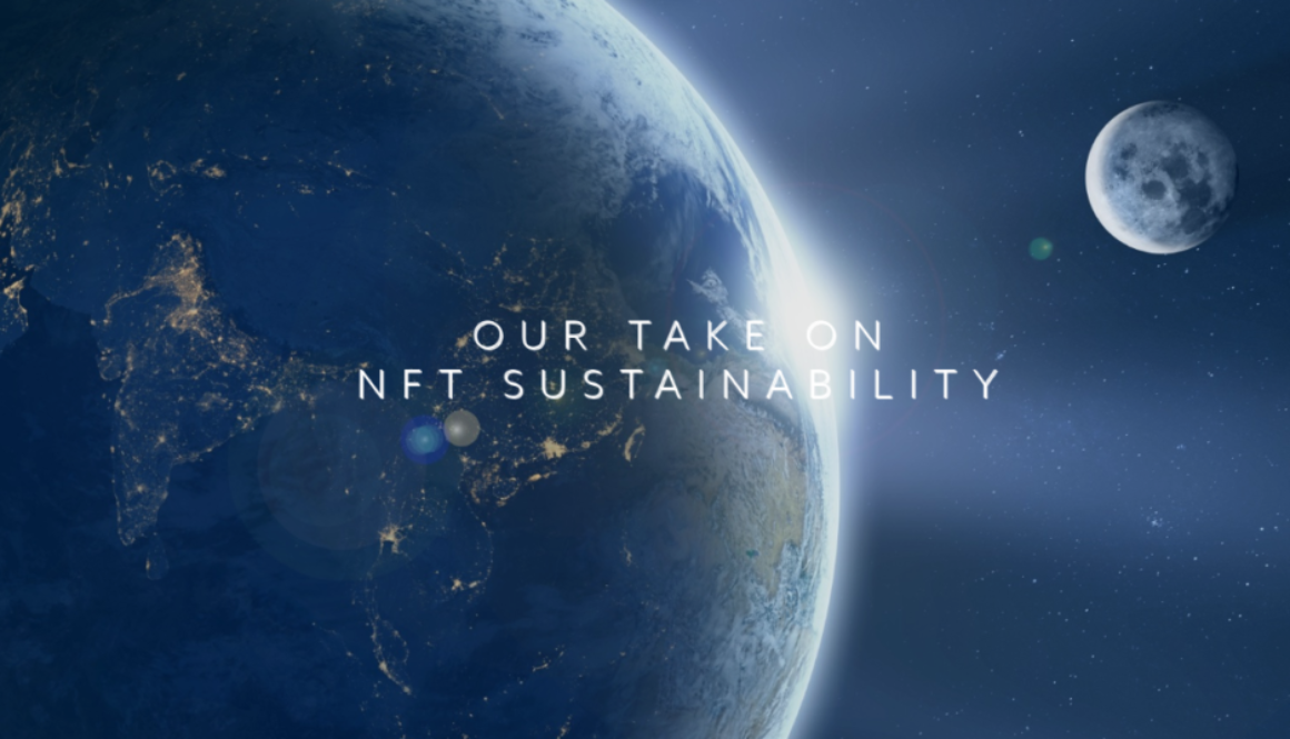 NFT-Sustainability-and-the-environment