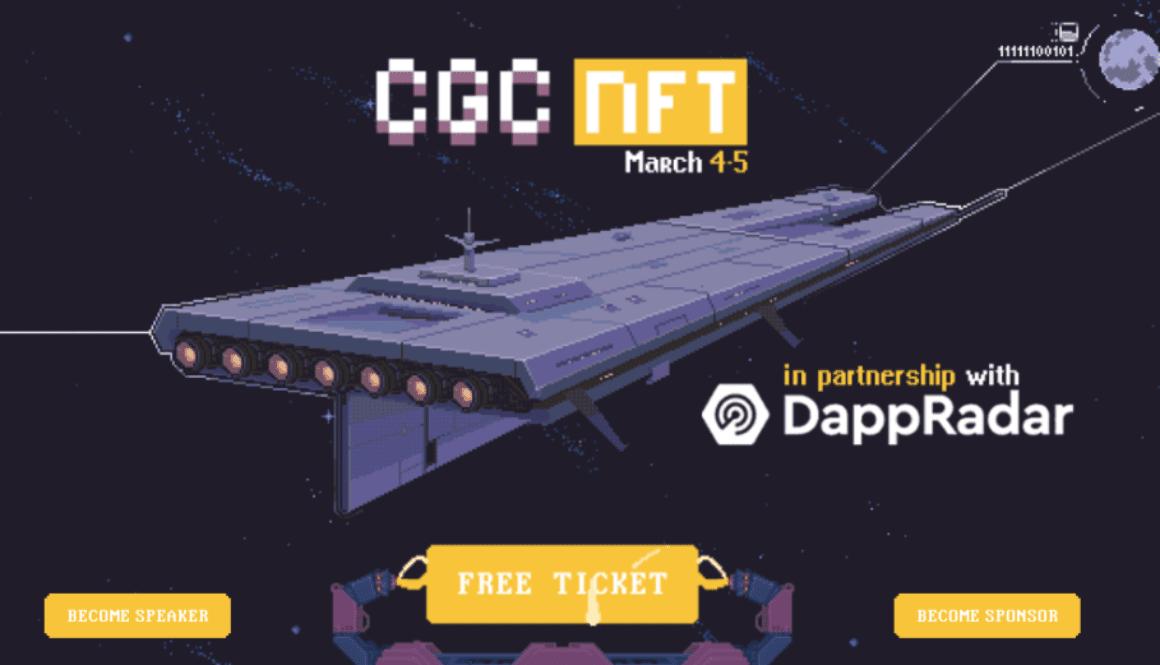 CGCNFT-2021-NFT-Event