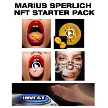 Marius Sperlich NFT Starter Pack