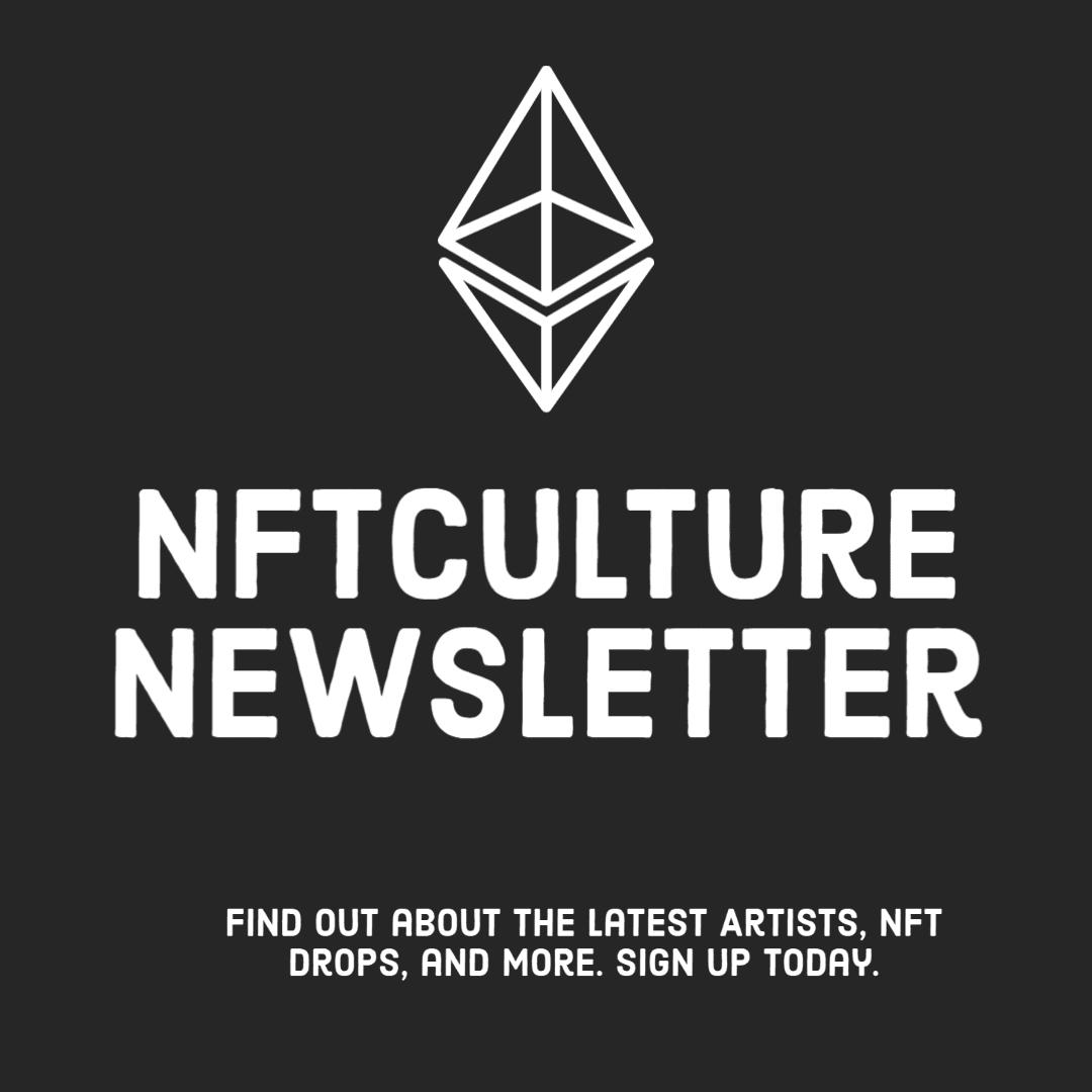NFTculture Newsletter-signup