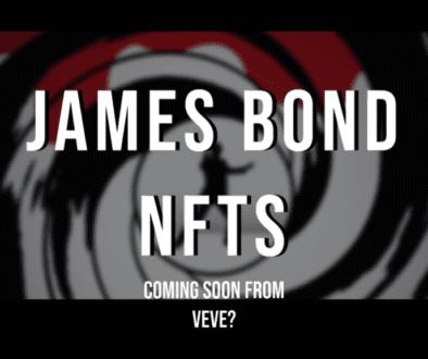 James Bond NFTs