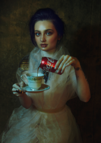 Kate Woodman NFT artist