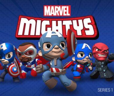 Marvel Mightys NFTs on VeVe