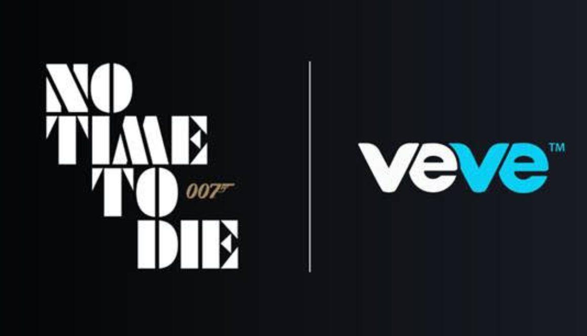 JamesBond No Time To Die NFT VeVe
