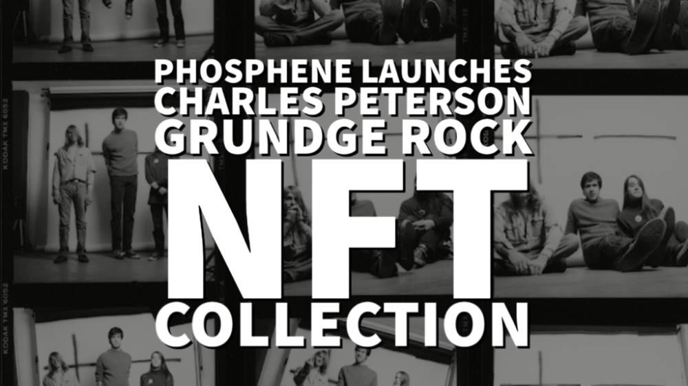 Phosphene NFT Collection - Charles Peterson - NFTs