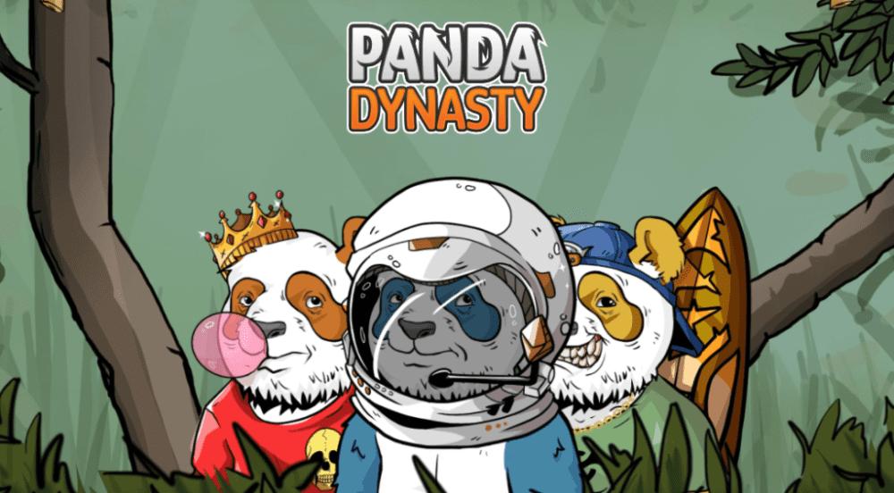 Panda Dynasty NFT Project